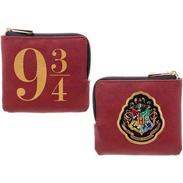 Harry Potter porte-monnaie Hogwarts 9 3/4