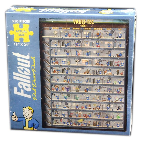 Fallout Puzzle Perk