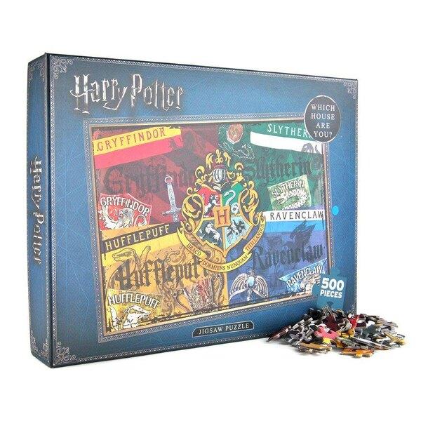 Puzzle Harry Potter Puzzle Houses