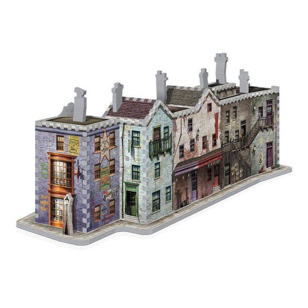 Puzzle 3d Harry Potter Puzzle 3D Diagon Alley
