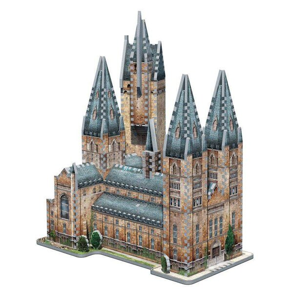Puzzle 3d Harry Potter Puzzle 3D Astronomy Tower