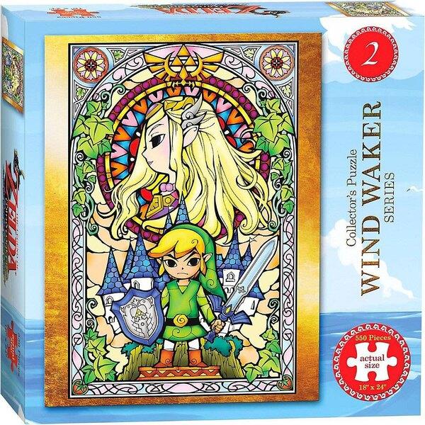 Legend of Zelda Wind Waker Puzzle Ver. 2