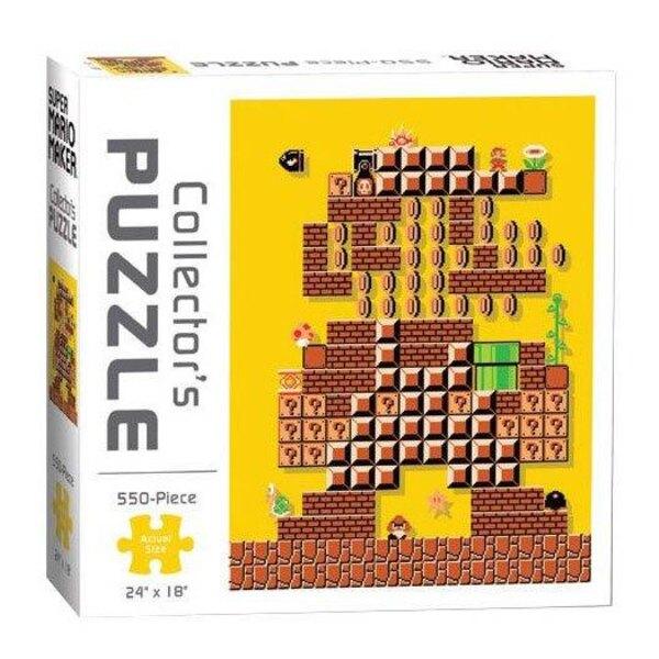Super Mario Maker Puzzle