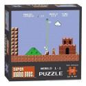 Super Mario Bros. Puzzle World 1-1