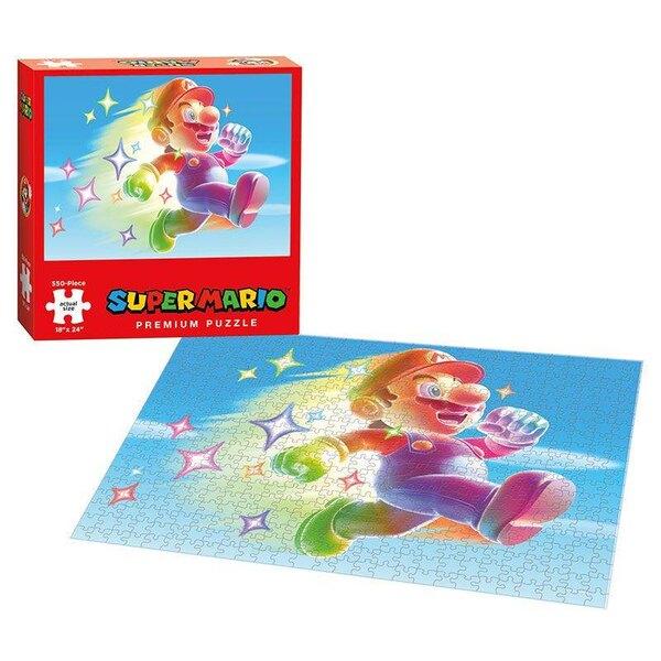 Super Mario Puzzle Star Power