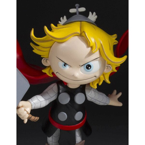 Marvel Comics mini statuette Animated Series Thor 12 cm