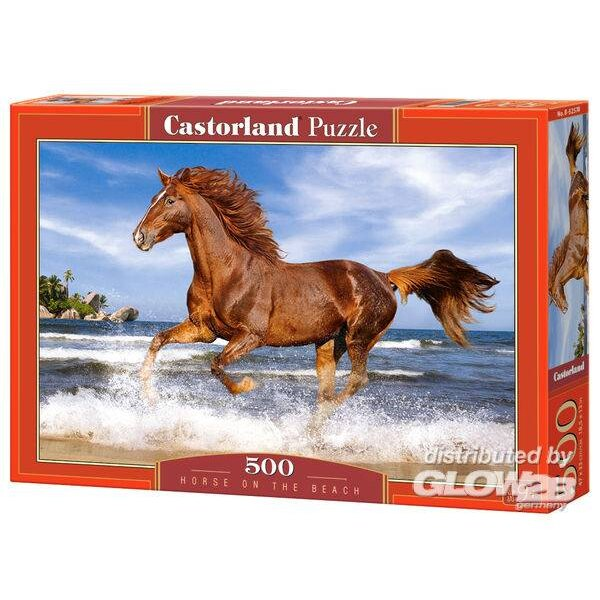 Puzzle Horse on the Beach, Puzzle 500 pièces