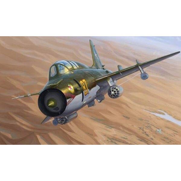 SU-17 UM3 Fitter G 1/48
