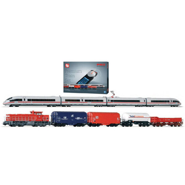 Coffret Premium 2 Trains Son Db