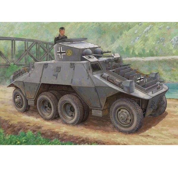 M35 Panzerwagen 1/35