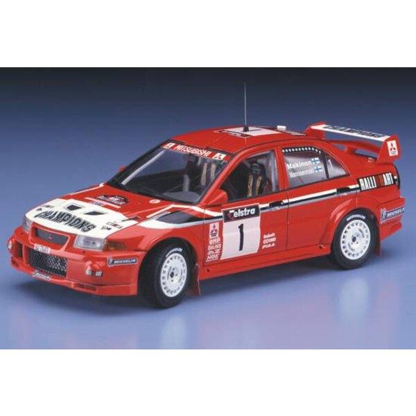 Lancer EVO VI 1999 1/24