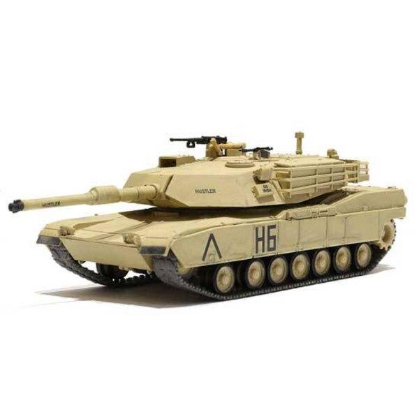 M1A1 Abrams Desert R/C 1/72