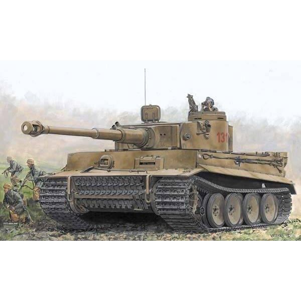 Tiger I Début de Production