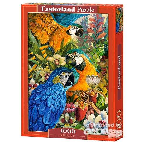 Puzzle Amazon, puzzle 1000 parties