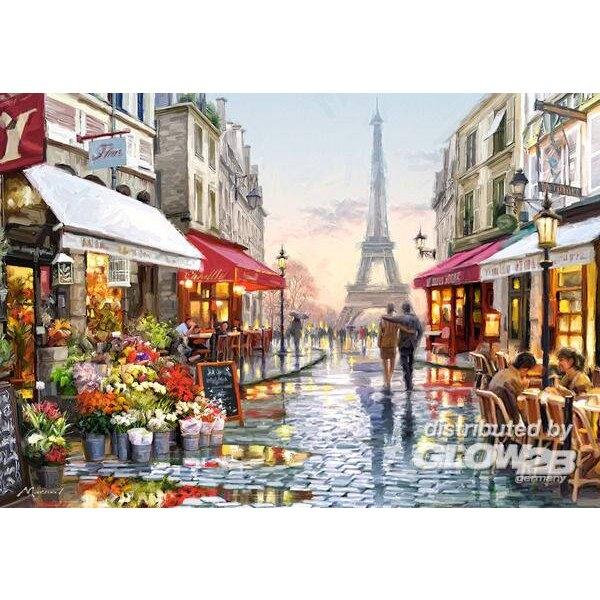 Puzzle Flower Shop, Puzzle 1500 pièces