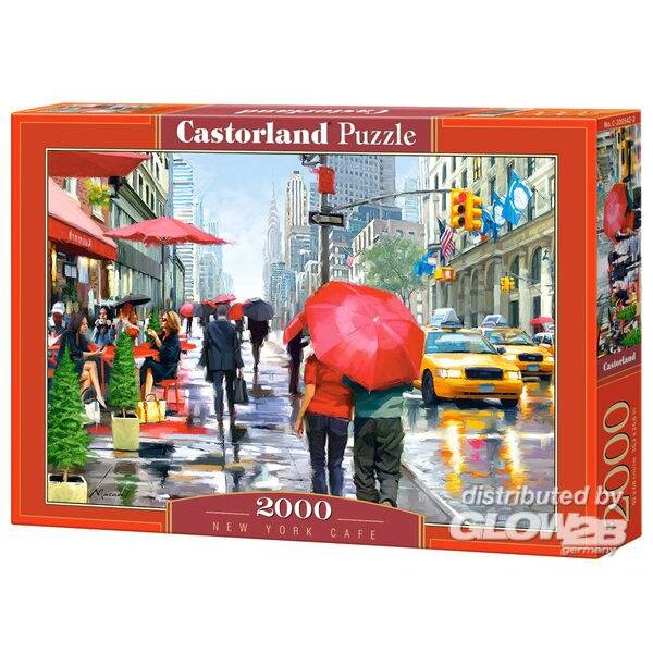 Puzzle New York Cafe, Puzzle 2000 parties