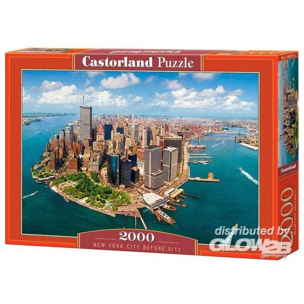 Puzzle New York avant le 11 septembre