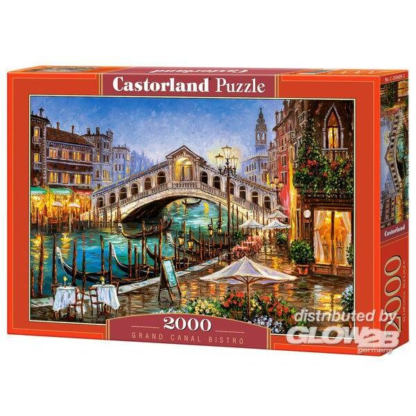 Puzzle Grand Canal Bistro, Puzzle 2000 parties