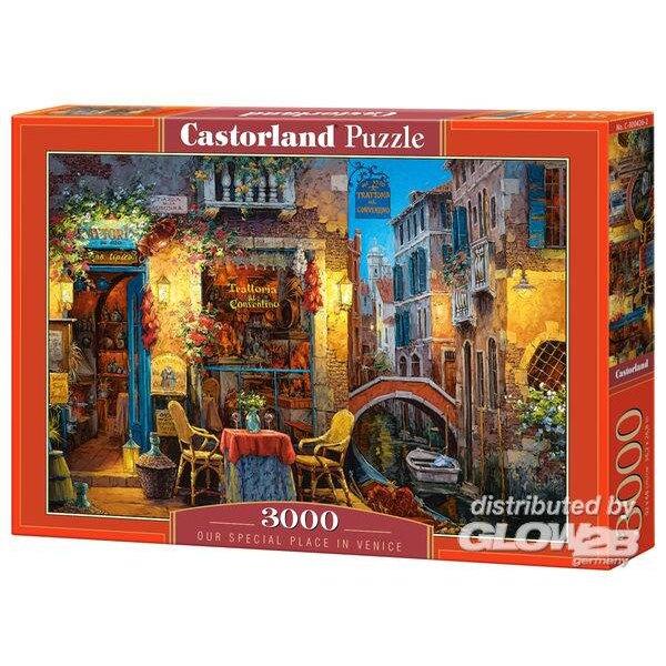 Puzzle Notre place spéciale i.Venice, Puzzle 3000Tl