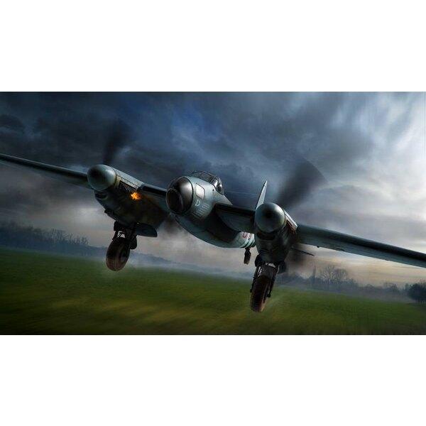 De Havilland Mosquito B Mk IX / XVI RAF
