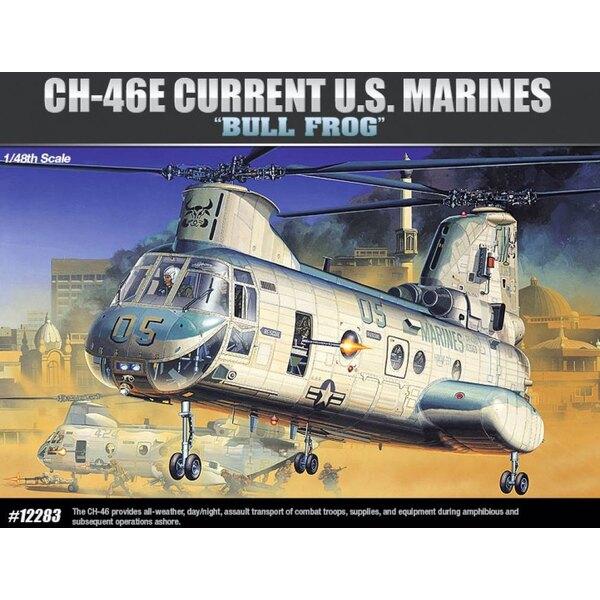 Boeing CH-46E Grenouille des marines des États-Unis (était AC2226)