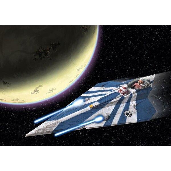 S Plo Koon Jedi Starfighter