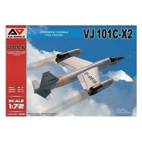 VH101C-X2 COMBINAISON DE VTOL SUPERSONIQUE-CAPABLE