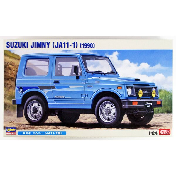 Suzuki Jimny (JA11-1) (1990)
