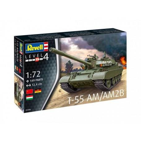 Soviétique T-55AM / T-55AM2B
