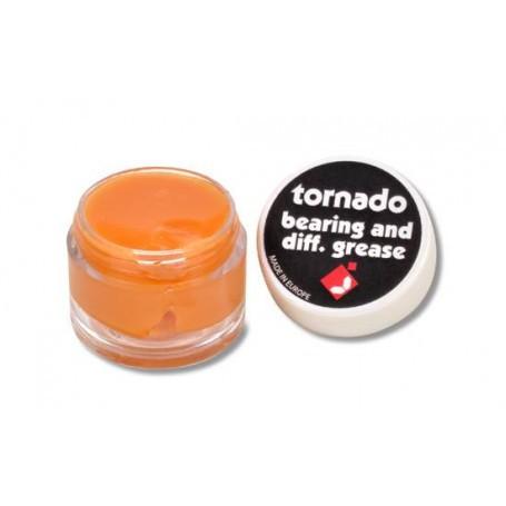 Graisse orange de différentiel Tornado J17003