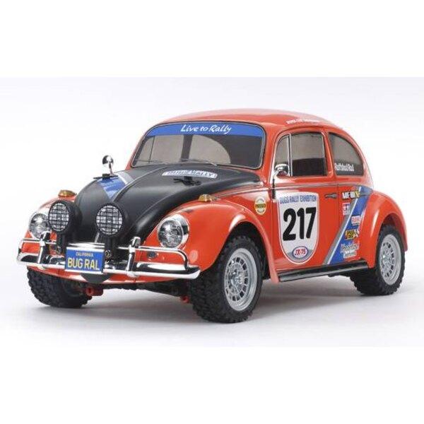 VW Beetle Rally