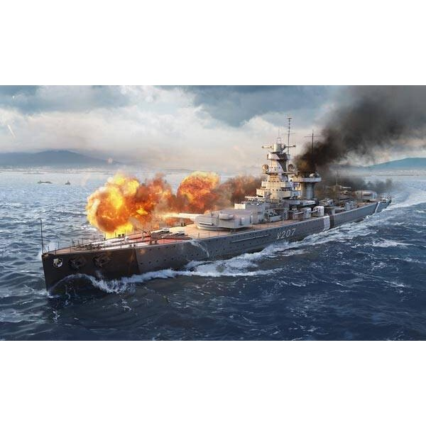 Graf Spee World of Warships