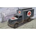 camion ambulance allemand