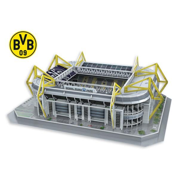 Signal Iduna Park Stadium 3D Puzzle - BORUSSIA DORTMUND