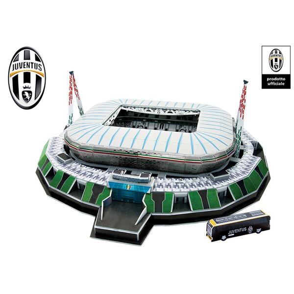 Juventus Stadium 3D Puzzle - JUVENTUS