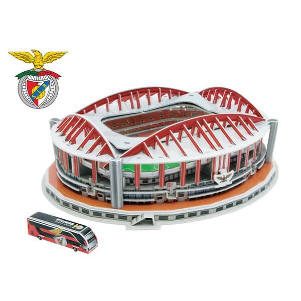 Estadio da Luz 3D Puzzle - BENFICA