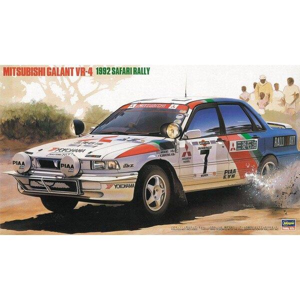 Mitsubishi Galant VR-4 1992 Safari Rallye