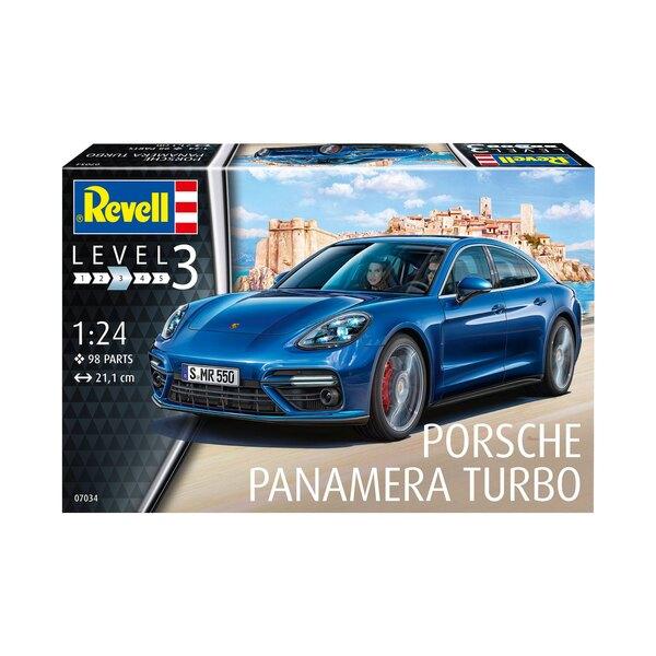 Porsche Panamera 2 nouvel outil