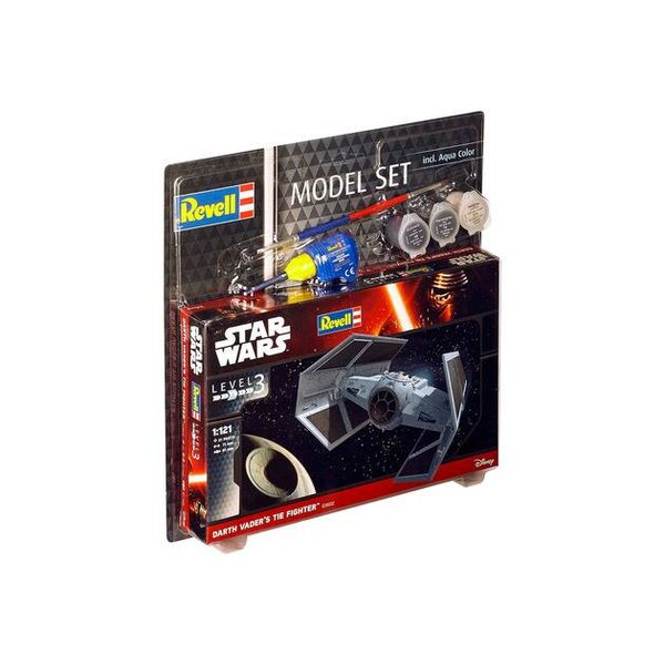 Model Set Darth Vader's TIE Figh