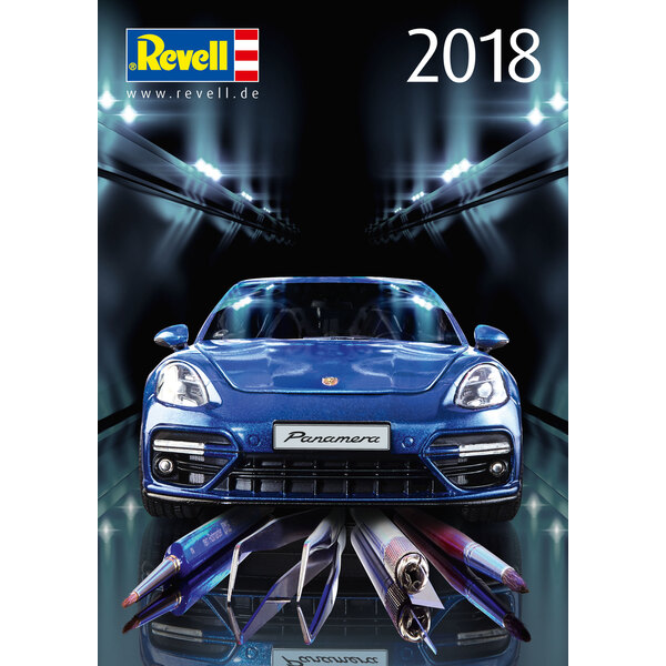 Catalogue Revell 2018 D/GB