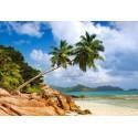 Puzzle Secret Beach, Seychelles Castorland C-103713-2