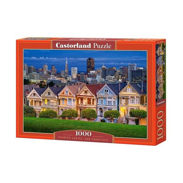 Puzzle Peint Dames, San Francisco