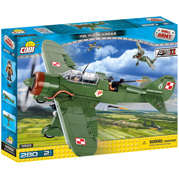 PZL P-23B Karaś