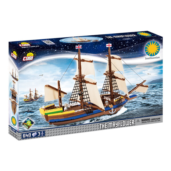 Bateau le Mayflower