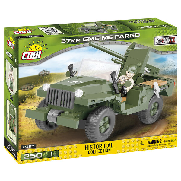 37mm GMC m6 fargo