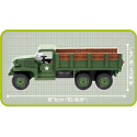 GMC cckw 353 transport