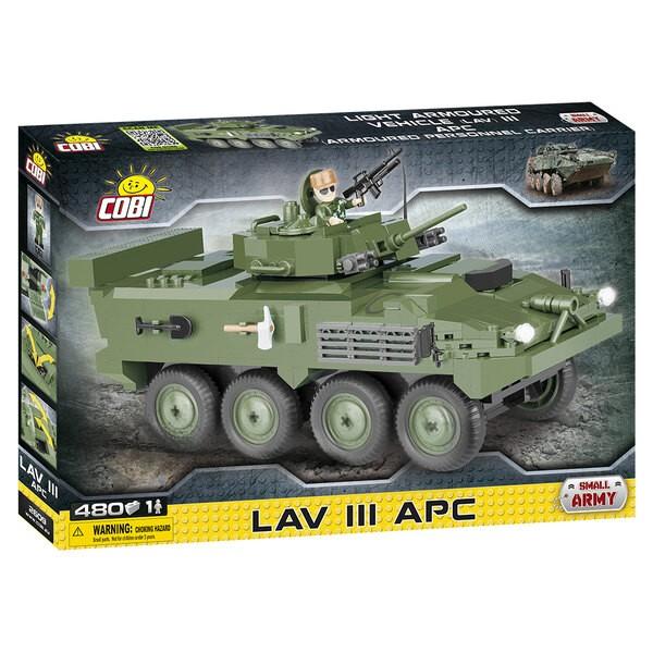 lav III apc- véhicule blindé léger