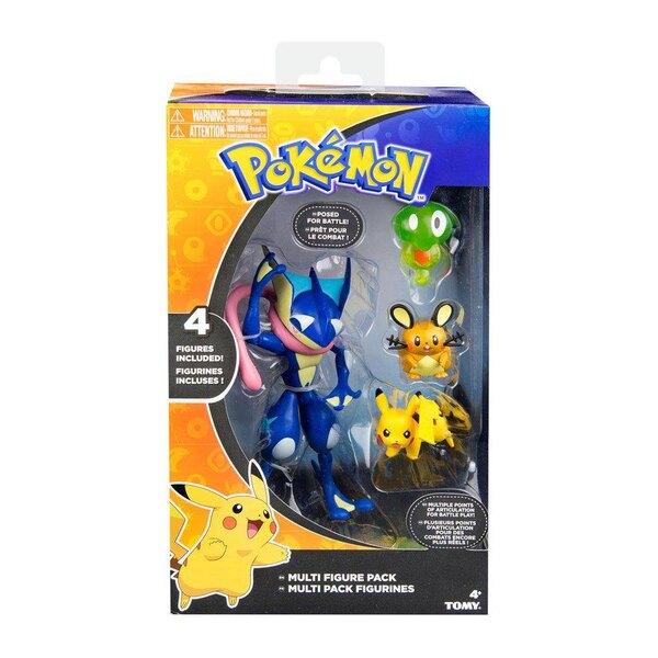 Pokemon assortiment packs figurines Multi-Packs D3 (4)