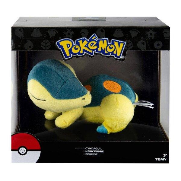 Pokemon peluche Sleeping Hericendre 16 cm