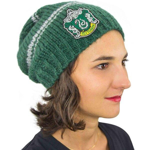 Harry Potter bonnet Slouchy Slytherin